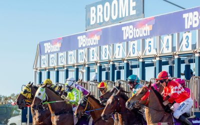 Race Day Nine 2021 Broome Cup